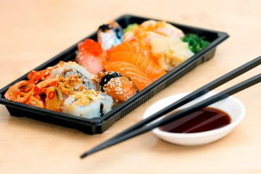 sushi and more